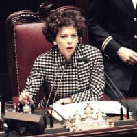 Irene Pivetti, dalla Presidenza della Camera alla candidatura con Salvini / Fotostoria