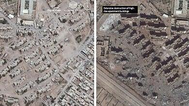 Iraq, Ramadi città spettrale  immagini  Liberata dall'Is, devastata dalle bombe