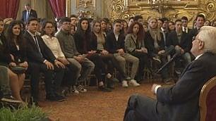 Presidente, il Palermo andrà in B? Risposta esemplare di Mattarella