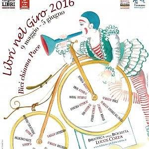 Bici chiama pace, e segue il Giro d'Italia con le sue storie