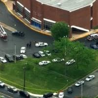 Spari in un liceo del Maryland: almeno una vittima