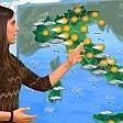 Sole e piogge isolate Le previsioni per domani