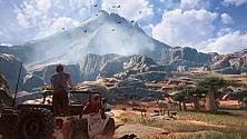 Uncharted 4, videogame come un kolossal /   Foto