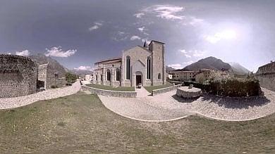 Quarant'anni fa, il terremoto in Friuli Video a 360° nei luoghi del sisma