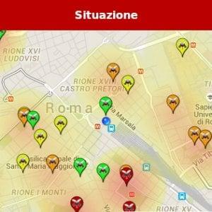 Zanzare, ora c'è l'app per localizzarle e controllarle