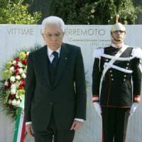 """Terremoto Friuli, Mattarella al 40esimo anniversario: """"Dolore incolmabile, ma lezione fu..."""