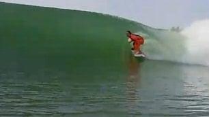 La creazione dell'onda perfetta nella piscina delle meraviglie
