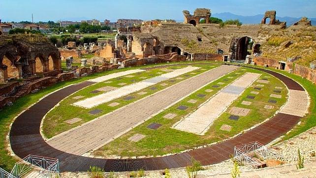 Campania. Verso l'Appia -   ft