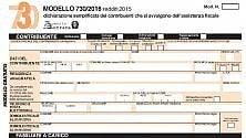 730 precompilato, detrazione per le spese della mensa scolastica  di ANTONELLA DONATI