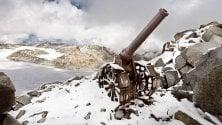 La Grande Guerra sui ghiacciai    in mostra a Trento