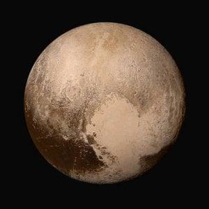 Plutone si riscatta, è nano ma si comporta come altri pianeti