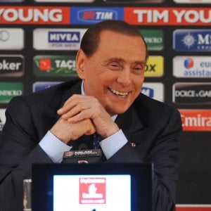 Berlusconi: ''Voglio lasciare il Milan in buone mani, meglio se italiane''