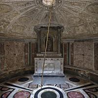 Tra arte e spiritualità, al Tempietto del Bramante c'è Omar Galliani