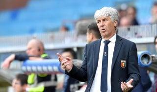 """Genoa, Gasperini: """"Vogliamo vincere il derby e scavalcare la Samp"""""""
