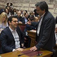 Grecia, dal ministro delle Finanze appello all'Eurogruppo: