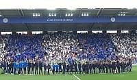 Leicester, la festa infinita  Ranieri riceve il trofeo
