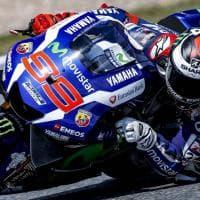 MotoGp, il trionfo di Lorenzo al Gp di Francia