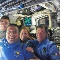 Italiani nello spazio, ecco i magnifici sette
