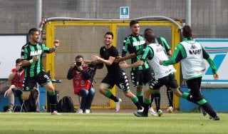 Frosinone-Sassuolo 0-1: Politano manda in B i ciociari, emiliani di nuovo sesti