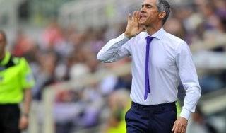 """Fiorentina. Sousa: """"Pensavamo di chiudere meglio"""""""