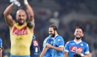 Torino-Napoli 1-2: Higuain fa 33, quasi fatta per la Champions