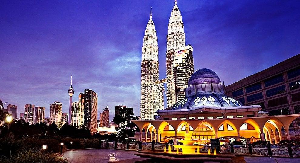 Mosaico Kuala Lumpur -   foto