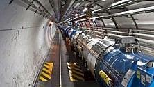 Lhc, collisioni record per far luce sulla materia oscura