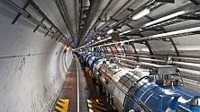 Lhc, collisioni record per far luce sulla materia oscura  di LUCA FRAIOLI