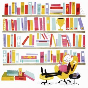 """""""Io, l'uomo che leggerà tutti i libri del mondo"""""""