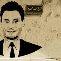 Caso Regeni, gli street artist egiziani ricordano Giulio