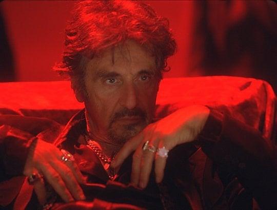 Al Pacino e il fascino di Oscar Wilde.