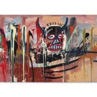 Basquiat da capogiro: il suo autoritratto venduto per 57 milioni di dollari
