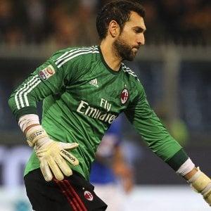 """Milan, Diego Lopez: """"Mihajlovic una delusione, Brocchi ha bisogno di tempo''"""