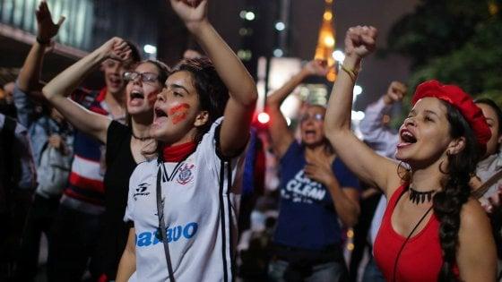 Brasile, il Senato dirà sì all'impeachment di Dilma Rousseff