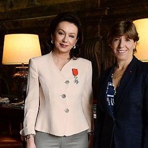 A Monica Mondardini la Legion d'Onore della Repubblica Francese