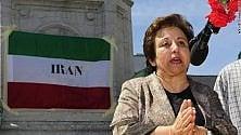 Iran, la battaglia di Shirin Ebadi  per un paese  davvero democratico   di SILVIA BONAVENTURA