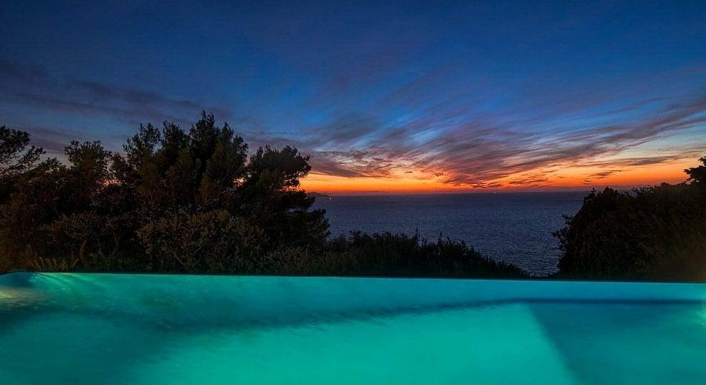 Foto . Da Gallipoli a Positano, hotel con vista tramonto