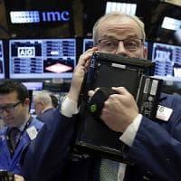 Borse europee deboli, ma in positivo dopo le vendite al dettaglio Usa