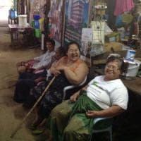 Birmania, il monaco che sembra aver reincarnato Madre Teresa