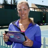 Tennis, Wta; non solo dritto e rovescio: si vince (anche) con un'app