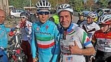 Giro d'Italia, due papà  in corsa domenica  contro la distrofia