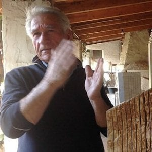 """Morto Pinuccio Sciola, l'artista che ha dato """"voce"""" alle pietre"""