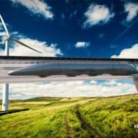 Hyperloop,  il progetto: il treno del futuro ''volerà'' 1200 km/h