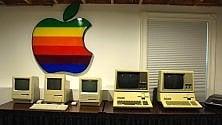 Il 15enne che ama Apple Una collezione da museo   Foto  da Lisa all'iPod