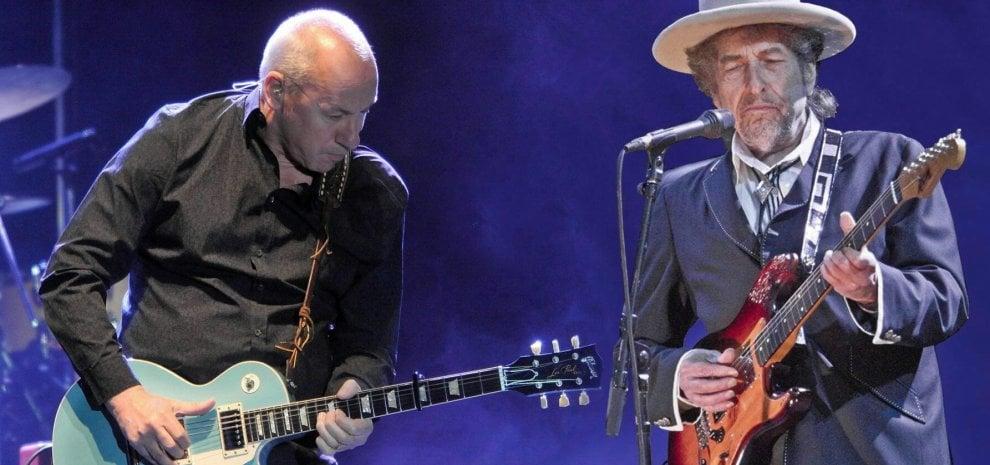 """Bob Dylan ritorna sul luogo del delitto: in """"Fallen Angels"""" è ancora Sinatra"""