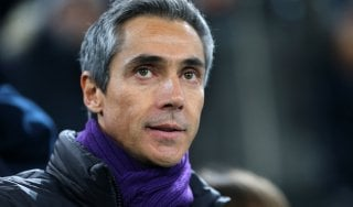 """Fiorentina, Sousa: """"C'è un po' di rammarico, peccato per il finale"""""""