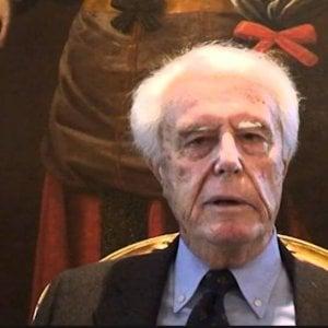 Morto Alvise Zorzi, uno dei massimi studiosi di Venezia