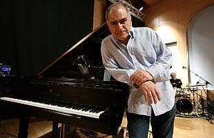 European Trio, la performance di Enrico Pieranunzi