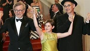 Il gigante e la bambina Spielberg fa sognare