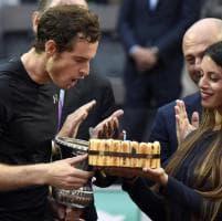 Tennis, Murray re di Roma: Djokovic cede in finale